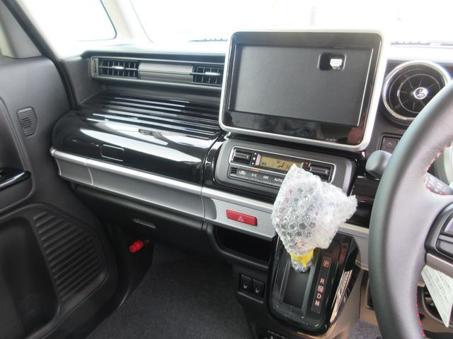 ハイブリッドXSターボ 4WD 全方位モニターパッケージ デュアルセンサーブレーキ&スズキセーフティサポート 寒冷地仕様 届出済未使用車 両側パワースライドドア ヘッドアップディスプレイ コーナーセンサー シートヒーター(44枚目)