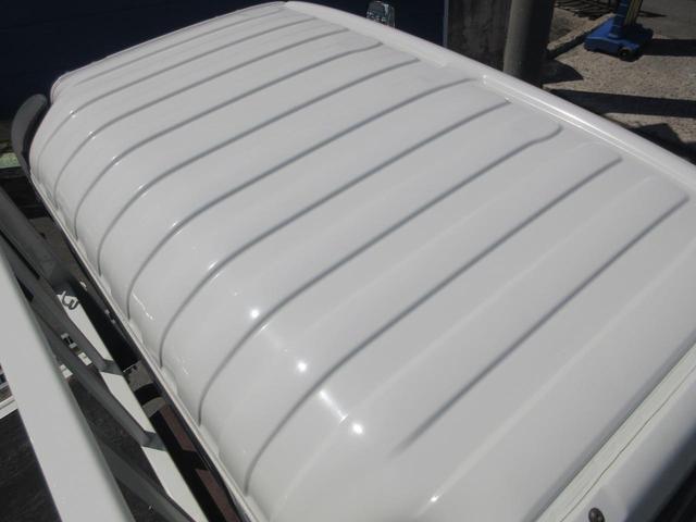 ワイド ロング フルジャストロー 荷台床鉄板張替仕上済 ディーゼルターボ NOX・PM法適合 DPF アオリ開閉補助装置 後輪ダブルタイヤ 最大積載量2000kg 三方開 ホイール組スタッドレス有(42枚目)