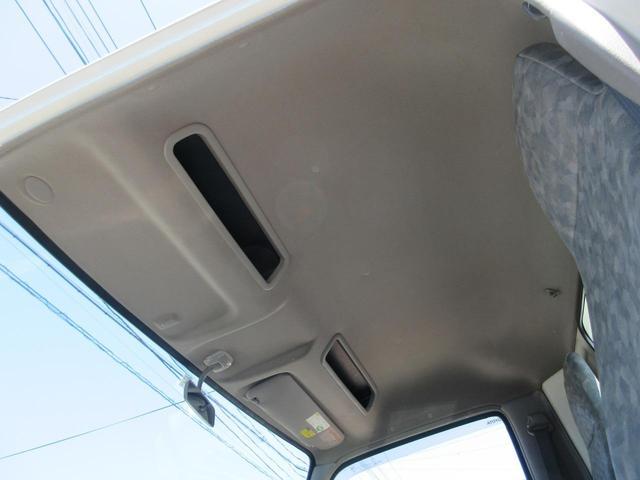 ワイド ロング フルジャストロー 荷台床鉄板張替仕上済 ディーゼルターボ NOX・PM法適合 DPF アオリ開閉補助装置 後輪ダブルタイヤ 最大積載量2000kg 三方開 ホイール組スタッドレス有(57枚目)