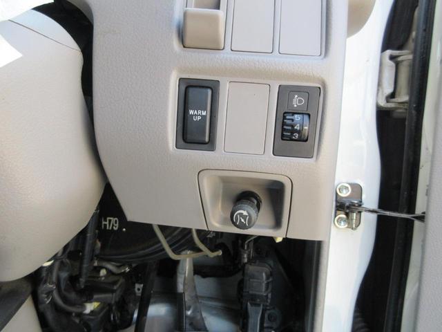 ワイド ロング フルジャストロー 荷台床鉄板張替仕上済 ディーゼルターボ NOX・PM法適合 DPF アオリ開閉補助装置 後輪ダブルタイヤ 最大積載量2000kg 三方開 ホイール組スタッドレス有(63枚目)