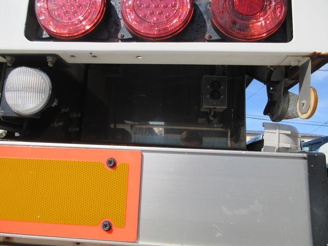 アルミウィング 最大積載量2800kg  導風板 シルバーメッキフロントバンパー&サイドミラー  バックモニター 荷室サイドラッシングレール アルミホイール 荷室内寸長さ620cm・幅222cm・高さ242cm(50枚目)
