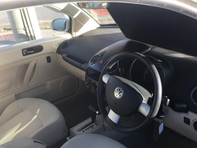 「フォルクスワーゲン」「VW ニュービートル」「クーペ」「青森県」の中古車7