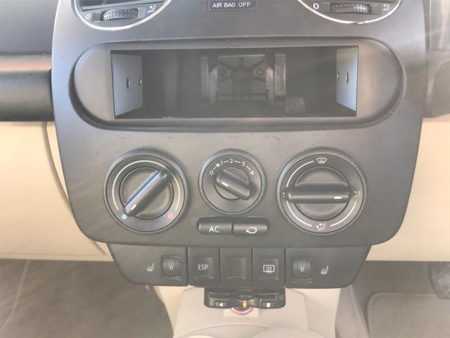 「フォルクスワーゲン」「VW ニュービートル」「クーペ」「青森県」の中古車17