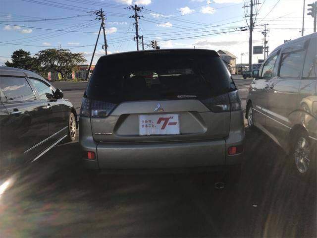 「三菱」「アウトランダー」「SUV・クロカン」「青森県」の中古車4