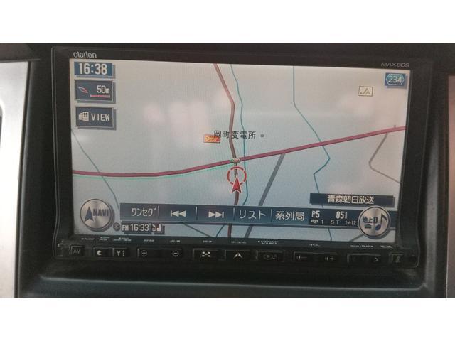 ロングGX 4WD ナビ TV(10枚目)