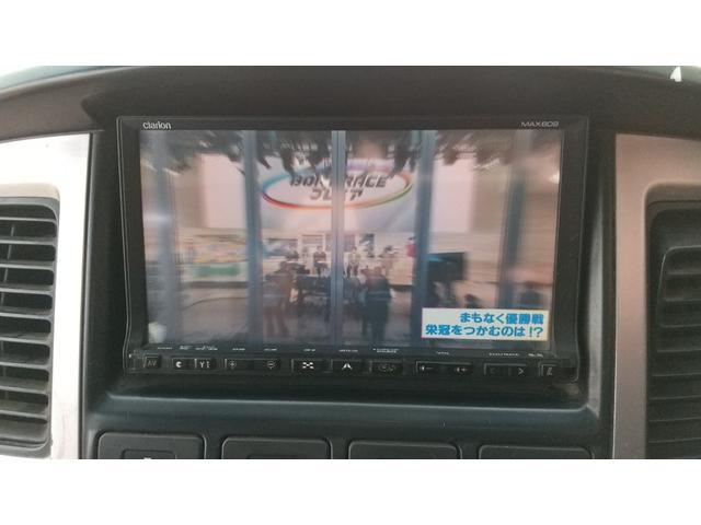 ロングGX 4WD ナビ TV(20枚目)