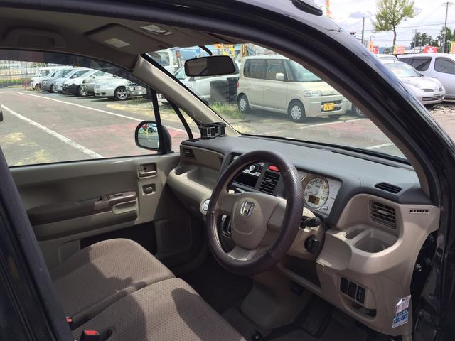 ホンダ ライフ パステル 4WD キーレス スマートキー ABS 13AW