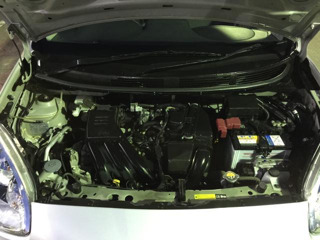 日産 マーチ X FOUR 寒冷地仕様 ABS ETC ナビ スマートキー