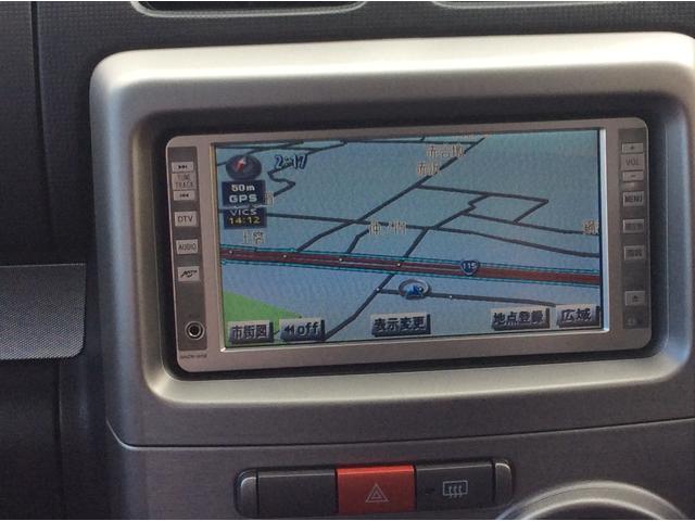 ダイハツ ムーヴコンテ カスタム X 4WD 寒冷地仕様 HDD フルセグ HID