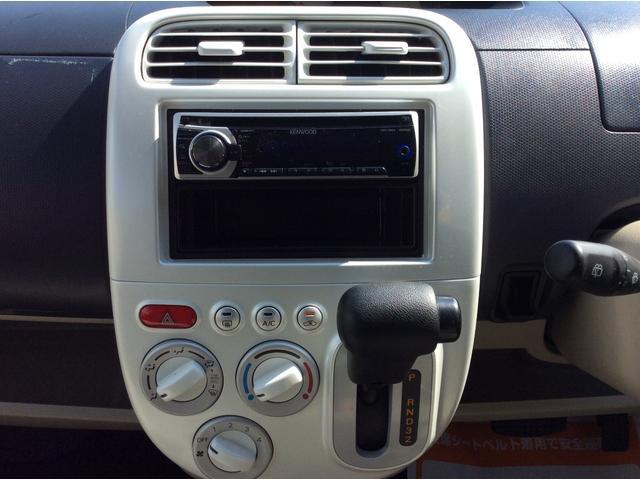 E FOUR 4WD ABS 寒冷地仕様 シートヒーター(10枚目)
