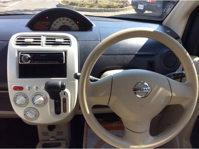 E FOUR 4WD ABS 寒冷地仕様 シートヒーター(15枚目)