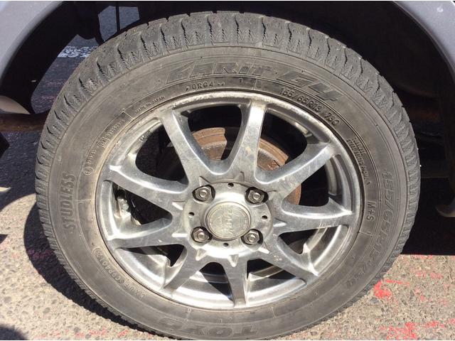 E FOUR 4WD ABS 寒冷地仕様 シートヒーター(19枚目)