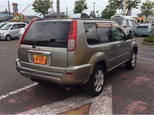 X ABS 4WD サンルーフ ETC DVD再生可(8枚目)