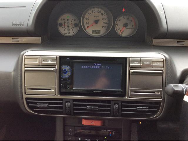 X ABS 4WD サンルーフ ETC DVD再生可(10枚目)