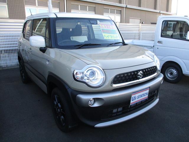 「スズキ」「クロスビー」「SUV・クロカン」「宮城県」の中古車4