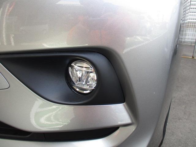 LEDフォグランプ。