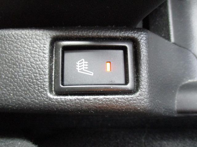 寒いときに重宝する、運転席シートヒーターが標準装備。 ぽかぽかです。