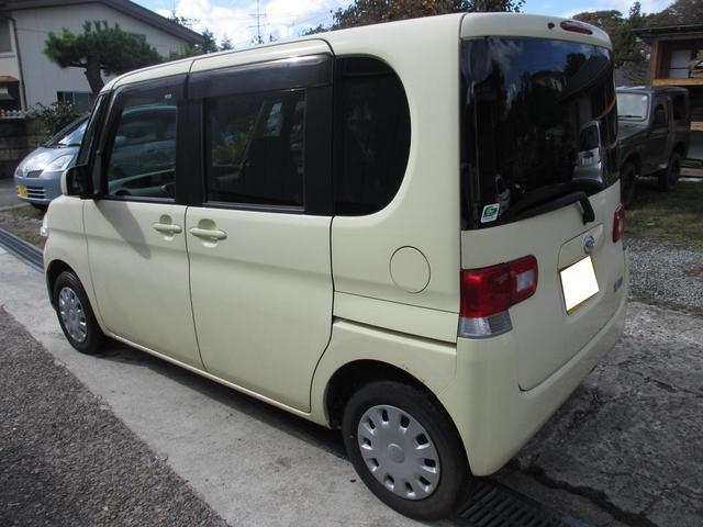 ダイハツ タント L 4WD キーレス