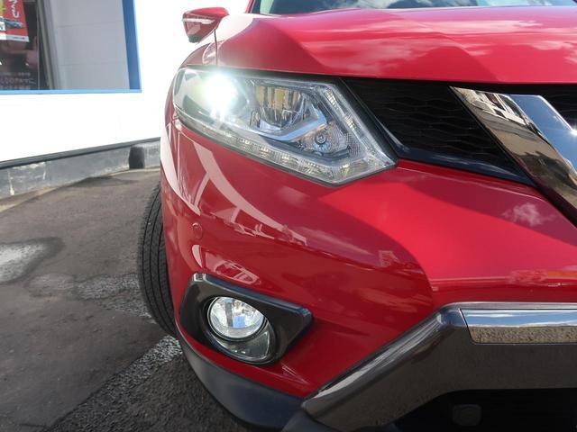 メーカーオプションのLEDヘッドライトが装備されています♪ハロゲンヘッドライトよりも約2倍明るく照らしてくれます♪夜道も安心ですね♪