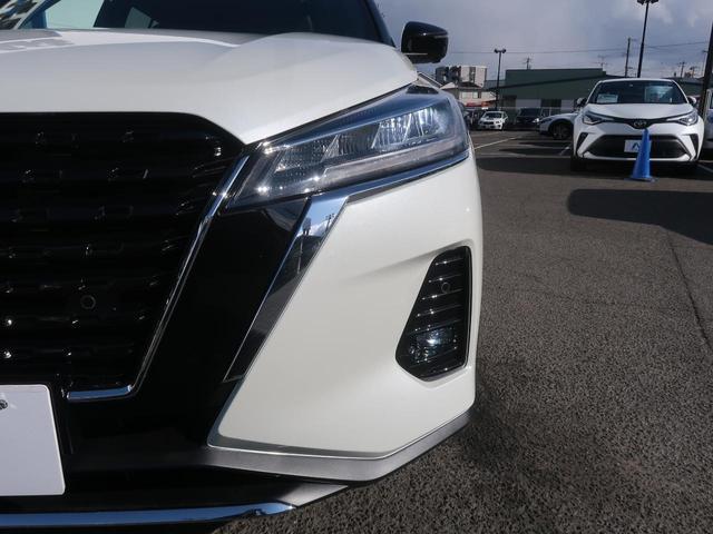 X 登録済未使用車 新品9型SDナビ 2トーンボディカラー プロパイロット 全周囲カメラ LEDヘッドライト ハイビームアシスト レーダークルーズコントロール スマートキー ルーフレール(8枚目)