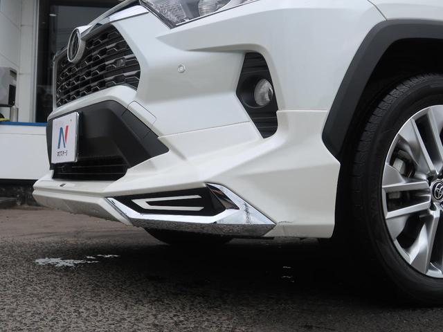 G Zパッケージ 4WD サンルーフ モデリスタエアロ 純正9インチナビ 黒革シート 禁煙車 バックモニター フルセグTV 電動リアゲート 衝突被害軽減装置 レーダークルーズコントロール シートヒーター パワーシート(6枚目)