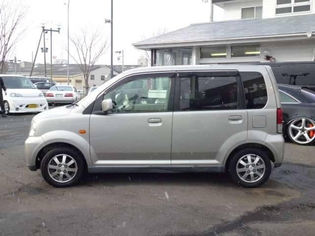 三菱 eKクラッシィ L オートマ車 キーレス クラシック車 CD/MD 65千K