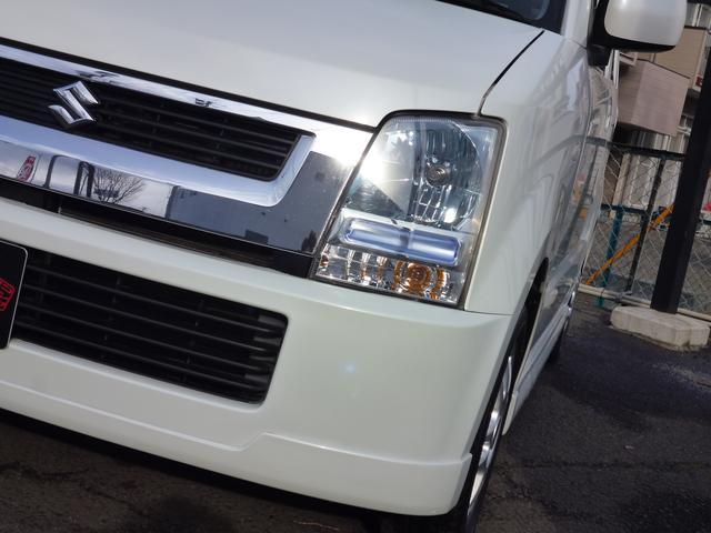 スズキ ワゴンR FX-Sリミテッド キーレス ABS タイミングチェーン