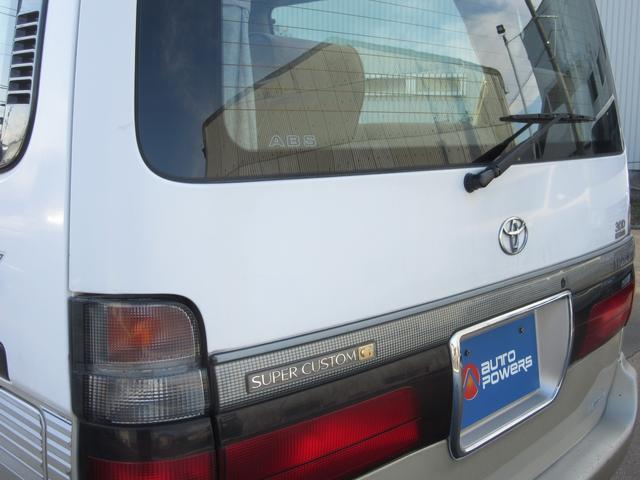 リビングサルーンEXディーゼル4WD8人乗4ナンバー変更可能(12枚目)