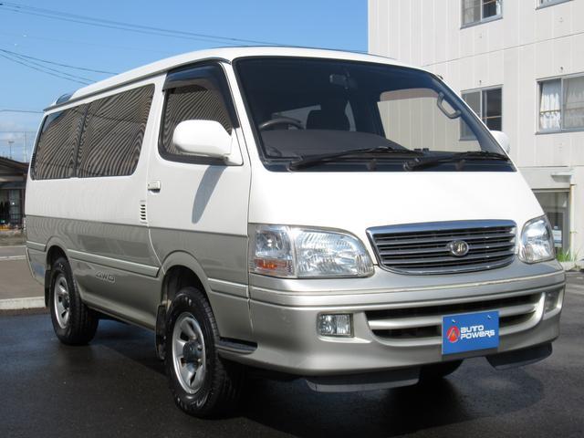 リビングサルーンEX4WD8人乗ディーゼルSDナビ関東仕入(5枚目)