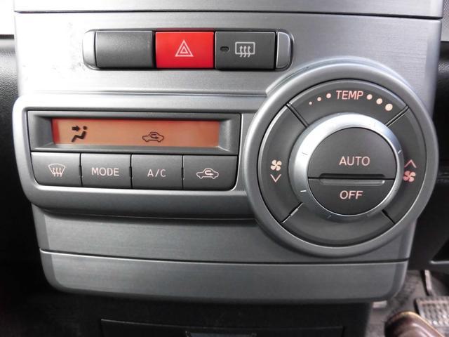 ダイハツ ムーヴコンテ カスタム X スマートキー レザ-調シートカバー 15AW