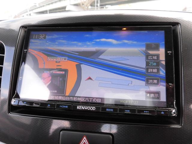 スズキ ワゴンRスティングレー X SDナビTV スマートキー HID アイドリングストップ