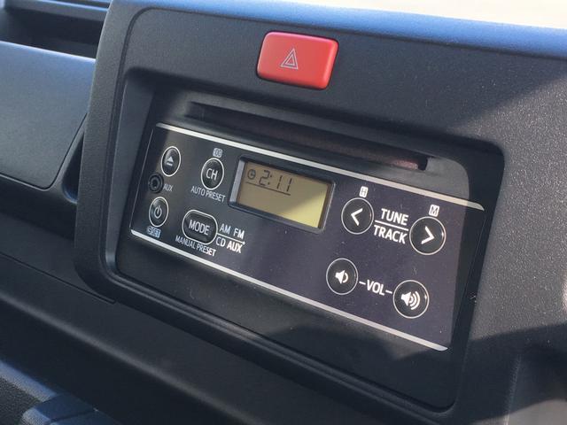 運転席エアバッグ/パワーウィンドウ/CD/AUX/三方開