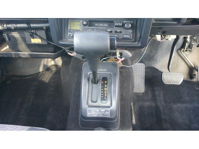 スズキ ジムニー JA11V ワイルドウインドリミテッド AT 4WD