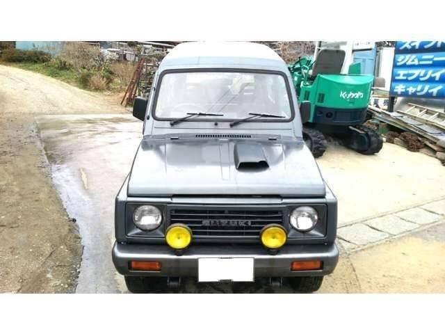 スズキ ジムニー JA11V パノラミックルーフ 5MT 4WD