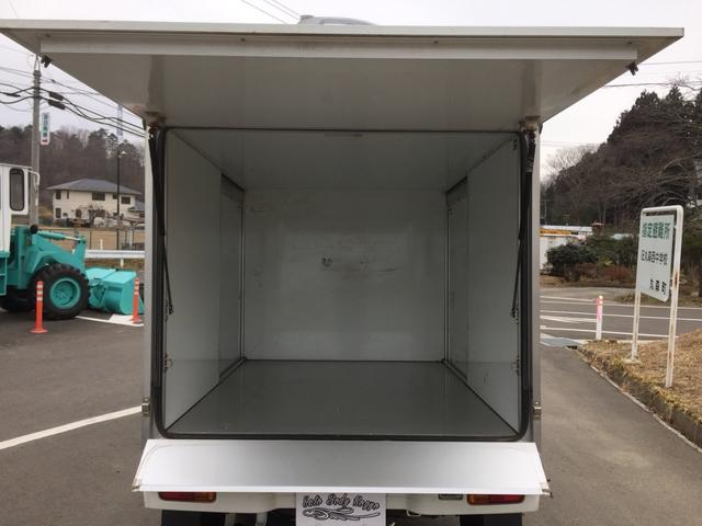 パネルバン 4WD パワーウインドウ エアコン パワステ(8枚目)