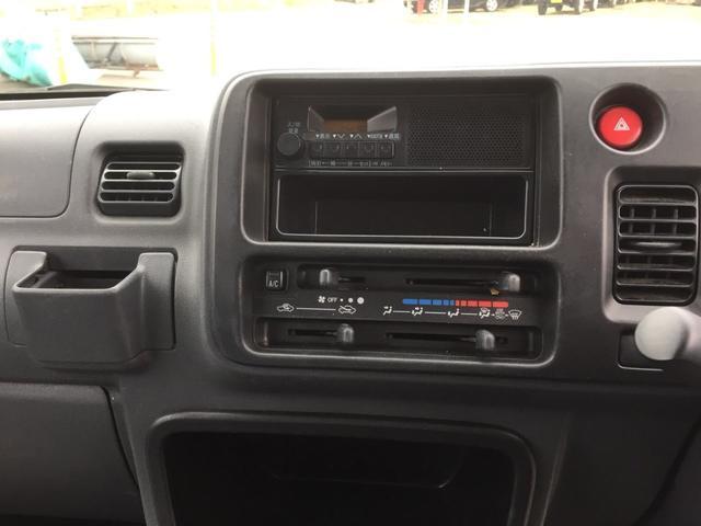 パネルバン 4WD パワーウインドウ エアコン パワステ(20枚目)