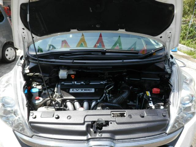ホンダ ステップワゴン スパーダ24SZ キーレス HID ETC ABS AW