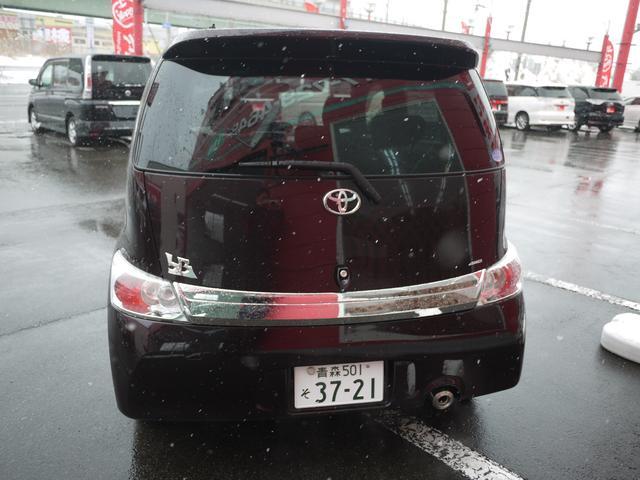 トヨタ bB Z 煌 4WD 寒冷地仕様・後期最終型・特別仕様車