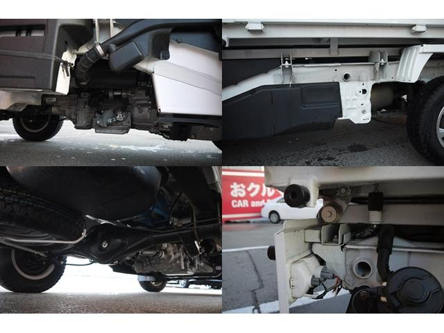 ダンプ 4WD・深底ダンプ・AC・パワステ・エアバック(16枚目)