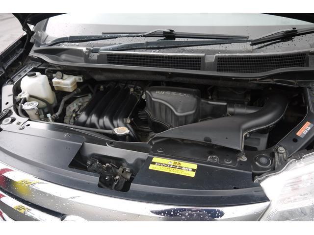 ハイウェイスター Vセレクション 4WD HID HDDナビ(10枚目)
