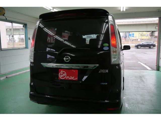 ハイウェイスター Vセレクション 4WD HID HDDナビ(16枚目)