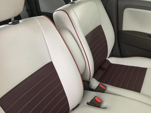 ドルチェX FOUR 4WD ナビTV Bカメラ 専用シート(27枚目)