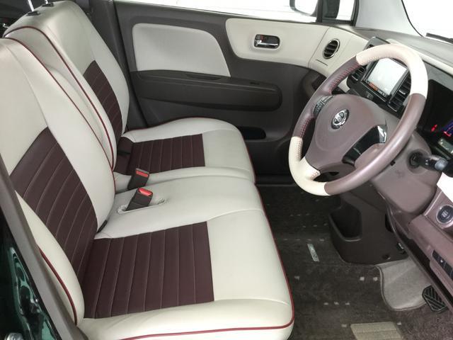 ドルチェX FOUR 4WD ナビTV Bカメラ 専用シート(29枚目)