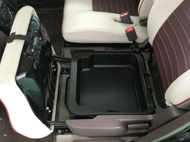 ドルチェX FOUR 4WD ナビTV Bカメラ 専用シート(35枚目)