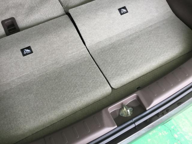 ドルチェX FOUR 4WD ナビTV Bカメラ 専用シート(44枚目)