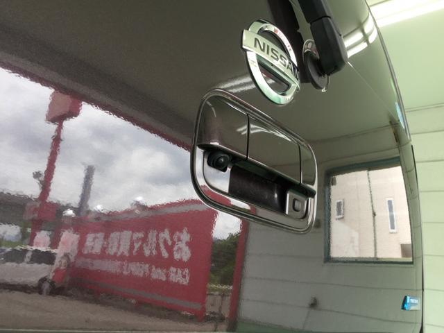 ドルチェX FOUR 4WD ナビTV Bカメラ 専用シート(46枚目)