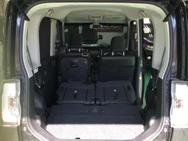 カスタムRS トップエディションSAII 4WD 純正メモリーナビ フルセグTV Bカメラ スマートアシスト 両側パワースライドドア ステアリングリモコン LEDヘッドライト 純正15インチアルミホイール スマートキー&プッシュスタート(30枚目)