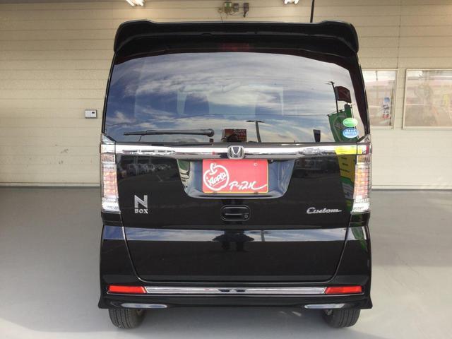 G・ターボLパッケージ 社外SDナビ・フルセグTV・バックビューカメラ 両側電動スライドドア ETC HIDヘッドライト エンジンスターター クルーズコントロール シートヒーター オートライト(8枚目)