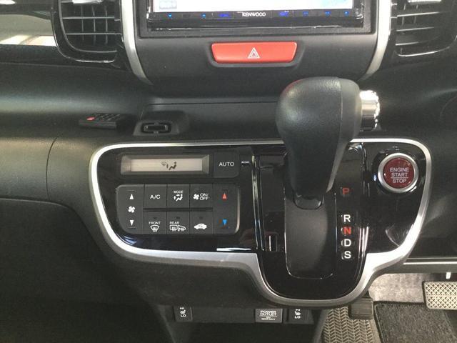 G・ターボLパッケージ 社外SDナビ・フルセグTV・バックビューカメラ 両側電動スライドドア ETC HIDヘッドライト エンジンスターター クルーズコントロール シートヒーター オートライト(24枚目)