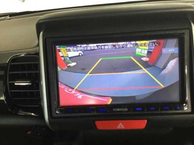G・ターボLパッケージ 社外SDナビ・フルセグTV・バックビューカメラ 両側電動スライドドア ETC HIDヘッドライト エンジンスターター クルーズコントロール シートヒーター オートライト(26枚目)